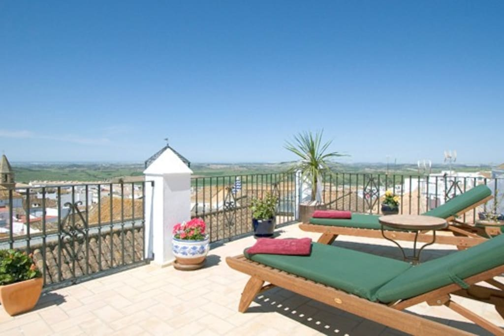 Casa de medina 5 dormitorios piscina privada maisons for Piscina privada para dos
