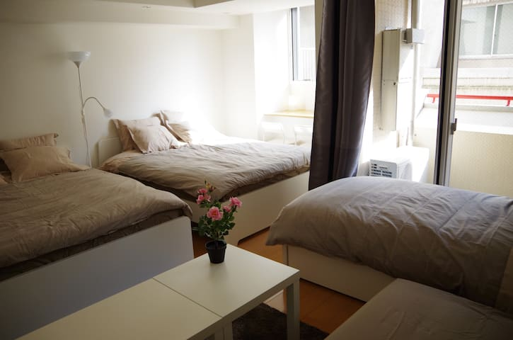 5mins from Ginza station cozy 1R - Chuo-ku - Apartment