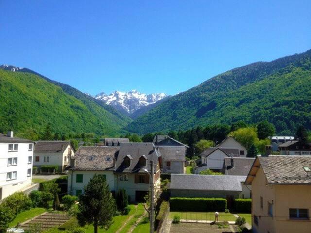 Studio rénové tt confort belle vue - Bagnères-de-Luchon - Apartment