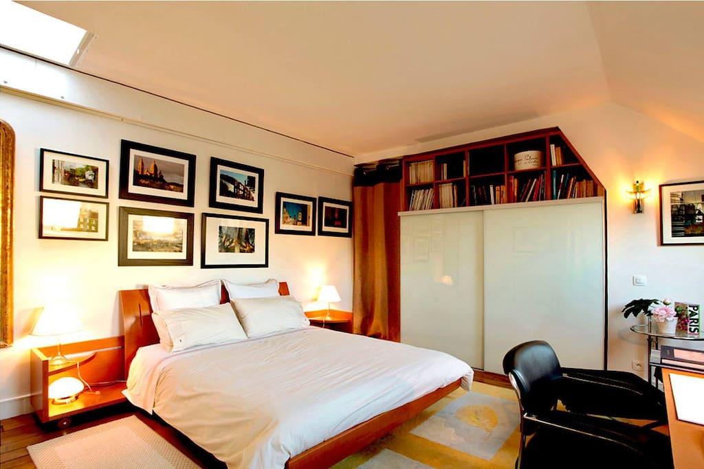 Chambre cot montmartre chambres d 39 h tes louer - Chambre d hote cote d emeraude ...