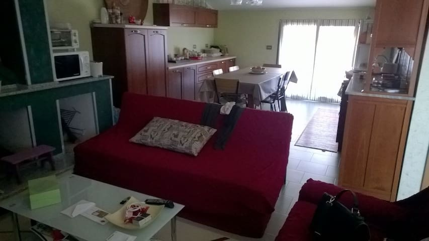 Accogliente appartamento al 2 piano
