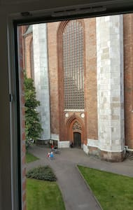 Schönes Wohnen mitten in Stralsund - Stralsund - Lägenhet