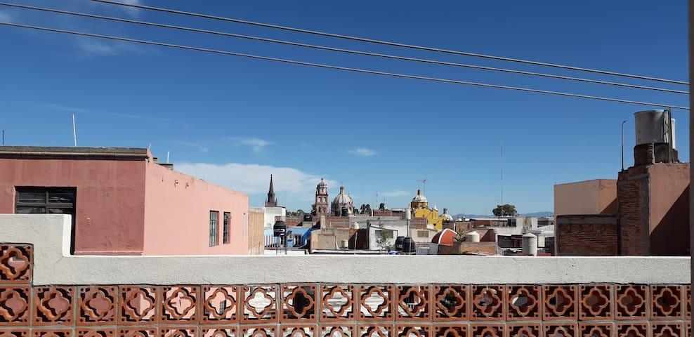 Departamento con terraza en el corazón de SLP #6