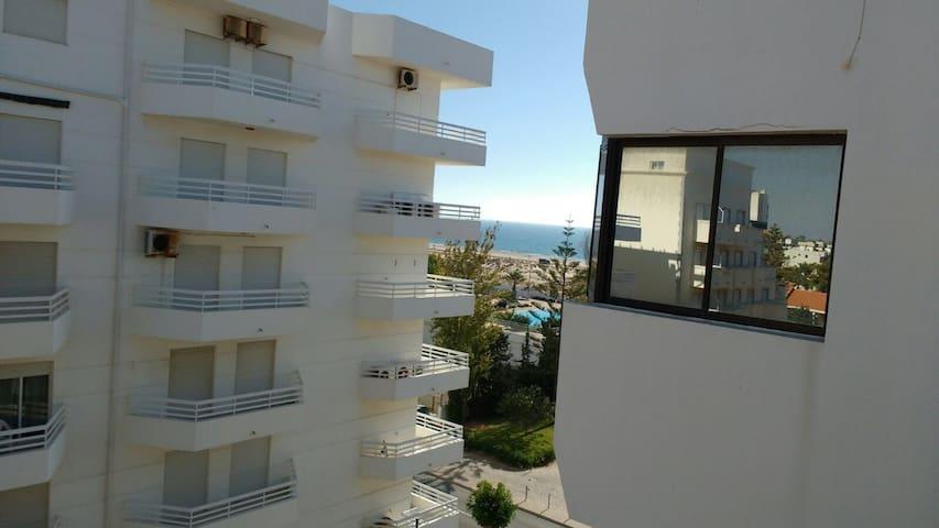 Apartamento T1 - 4 pax - Beachfront