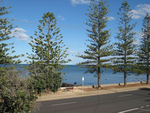 Beach front, great view, kiting - Seaholme - House