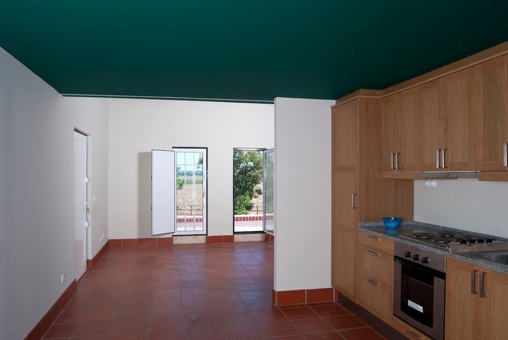 General view apartment