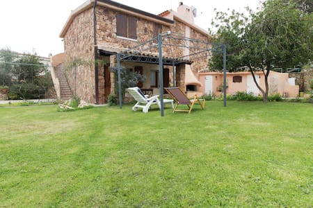 Ottiolu house with garden, barbeque and parking - Porto Ottiolu