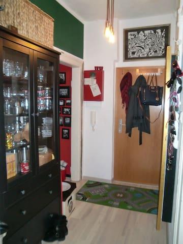 Gemütliche Wohnung mit Altbauflair - Nürnberg - Apartamento