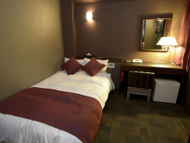 2 minute walk from the south exit of Kokura Station! Non-smorking room