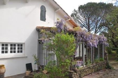 Maison familiale avec grand jardin  au calme - Mons - House