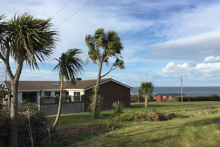 Sea view house with beach access - Gorey - Casa