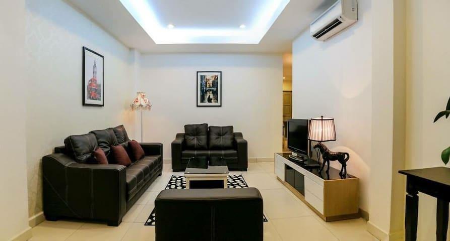 Ipoh Apartment @ Jalan Pasir Puteh