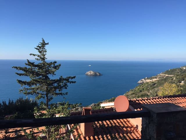 Panorama, Privacy e Relax all'Argentario - Cala Piccola - House