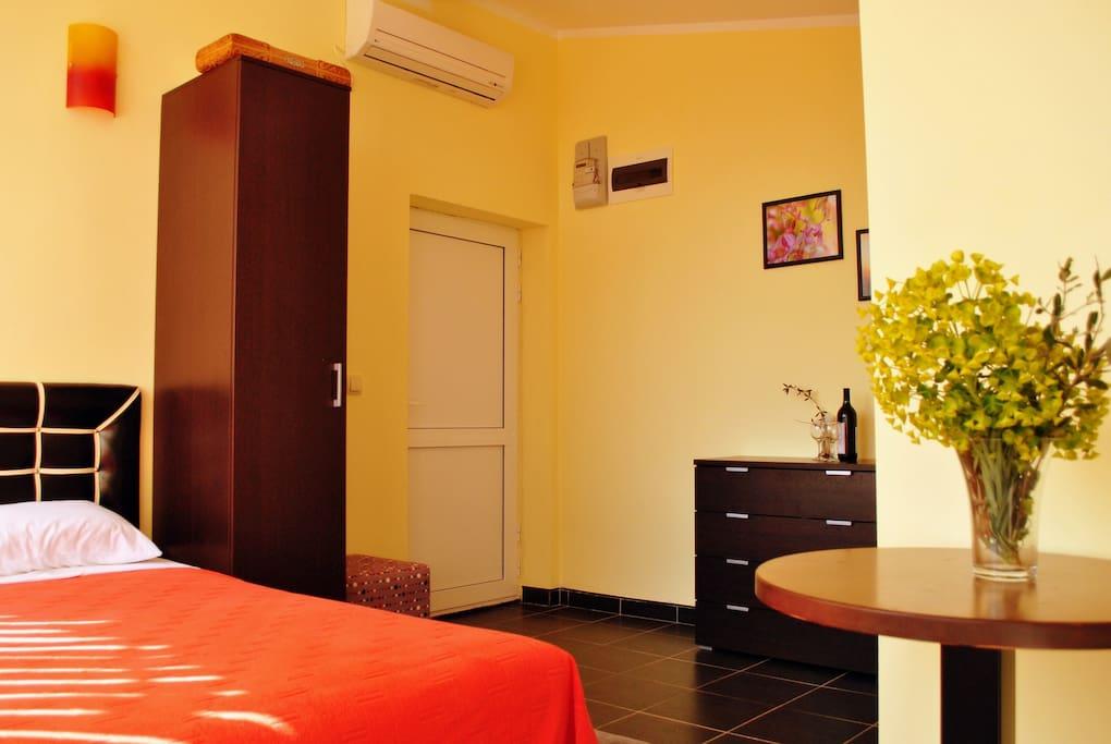 Чистая и уютная комната