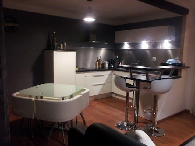 Appart T3 Centre Ville - La Roche-sur-Yon - Apartemen