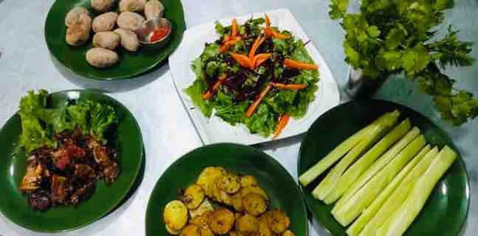 Organic Farmhouse Kapan
