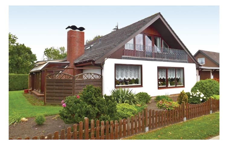 Holiday apartment with 2 bedrooms on 62m² in Osterbruch