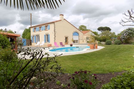Jolie maison à 20 mns du Puy du Fou - Tiffauges - House