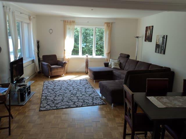Fewo 1 (ca. 120 qm) im Schlosspark - Badow - Lägenhet