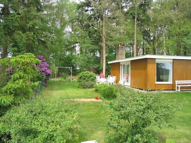 Huis in natuur Drenthe! Doldersum.  - Doldersum - Dům