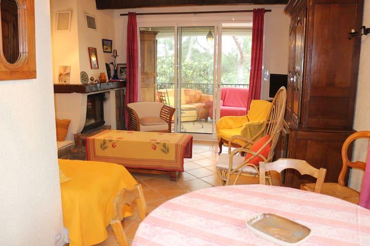 sylvie's house - Bouc-Bel-Air - Lägenhet