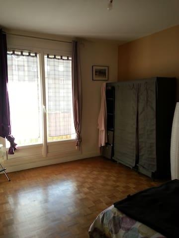 Chambre dans une colocation - Briançon