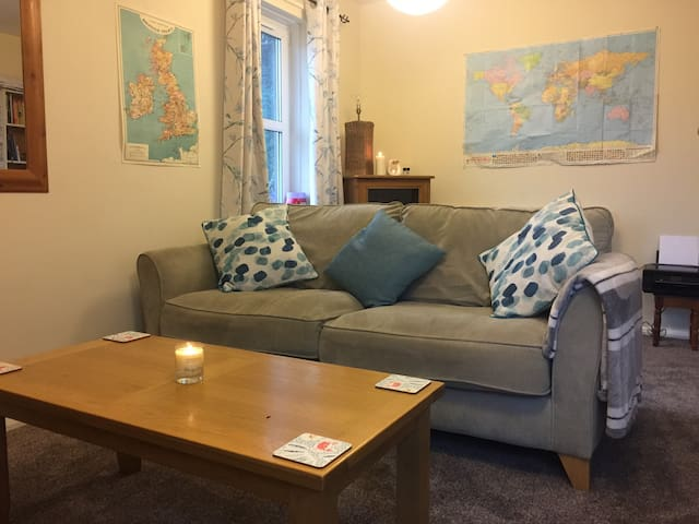 Quirky Modern 1 Bedroom Apartment in Western Lakes - Calder Bridge - Lägenhet