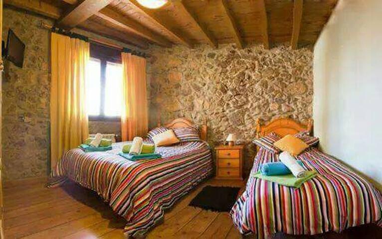 Valle del Jerte.coqueto apartameto - Casas del Castañar - Wohnung