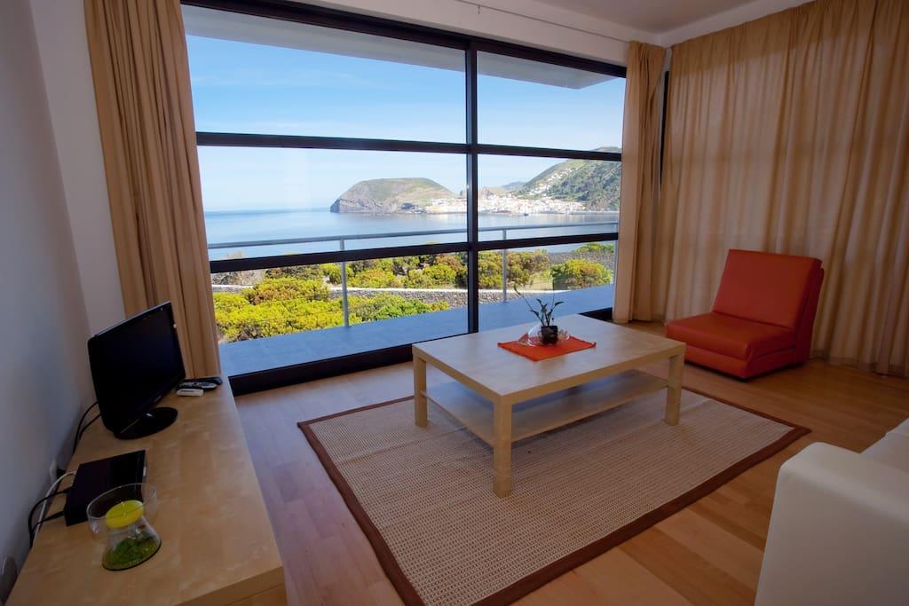 Foto de apartamento T2 Superior. Este apartamento é mais caro do que o apartamento anúnciado