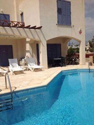 4 Bed Villa Samantha Paphos, Cyprus - Chloraka - Villa