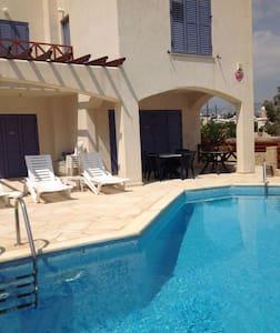 4 Bed Villa Samantha Paphos, Cyprus - Chloraka