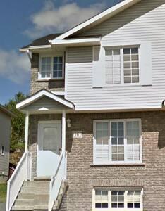 Furnished Sudbury Home, contractors, professionals