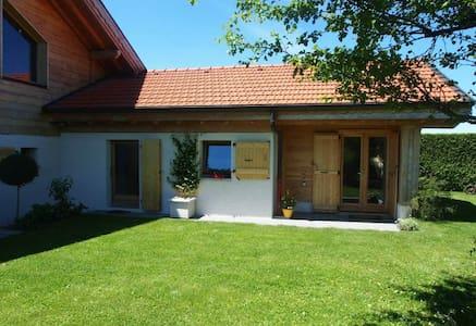 Studio ''Le Mont aux Oiseaux'' - La Roche-sur-Foron