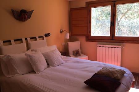 Gorgeous apartment medieval village - Somaén