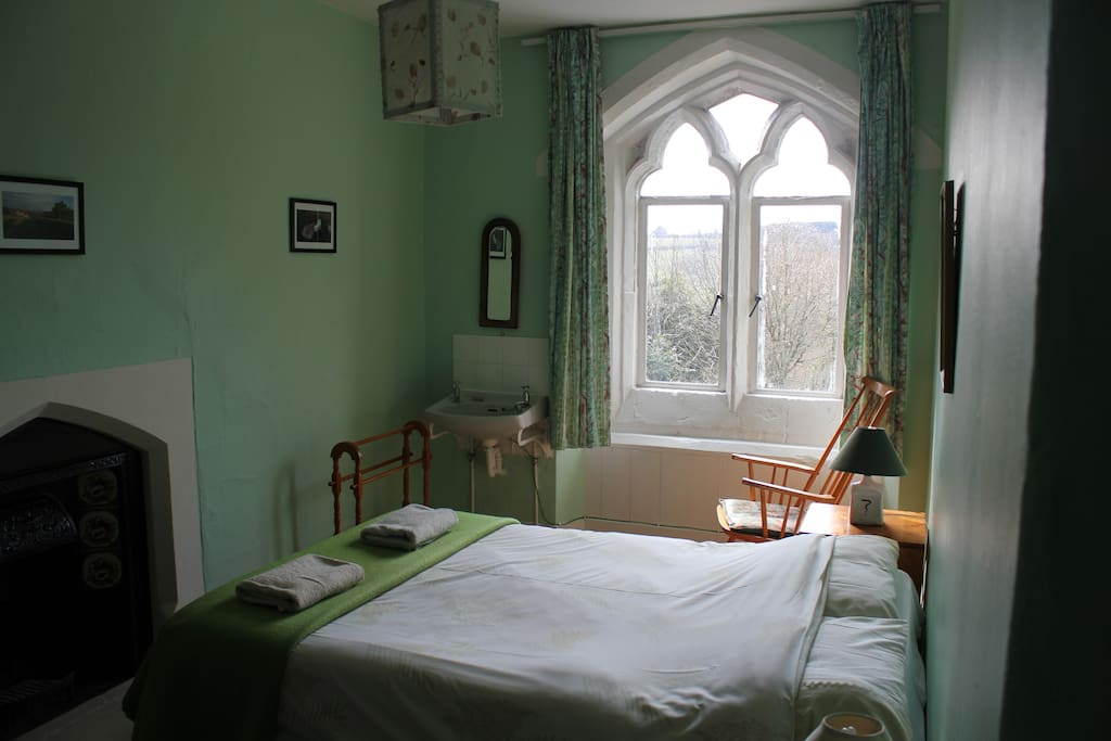 One of our lovely double rooms.