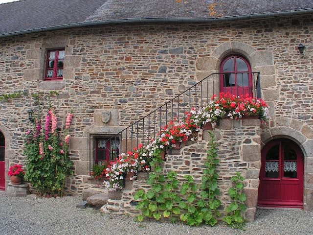 "Manoir de Launay Beaudoin ""Bignone"" St-Malo"