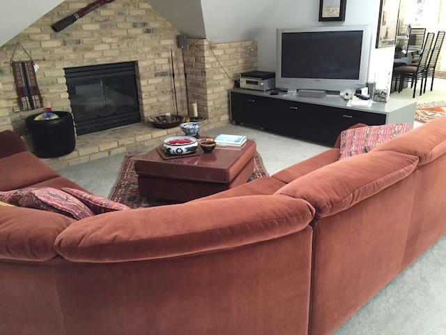 GOING TO THE Fringe?(Min.3 nights) - Winnipeg - Apartment