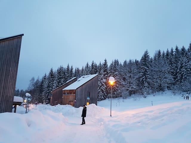 Ski chaty Harrachov - Harrachov