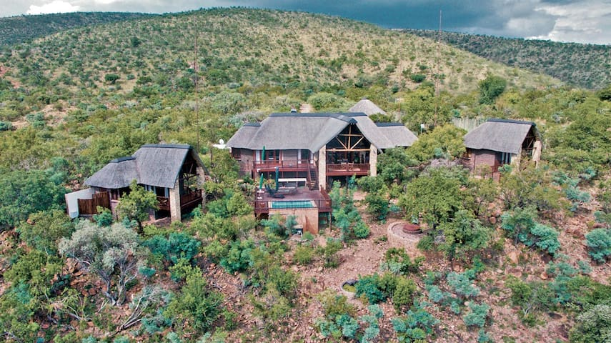 Warthog Lodge – Mabalingwe Nature Reserve
