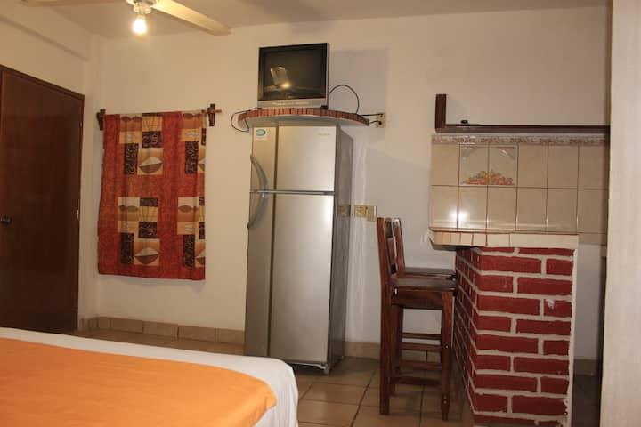 Bungalow privado en Casa Mexicana Melaque