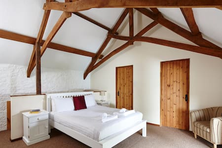 Cosy cottage with shared pool and sauna - Devon - Rumah