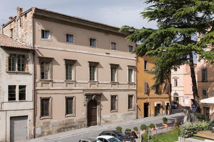 Historical building in Todi - Todi - Flat