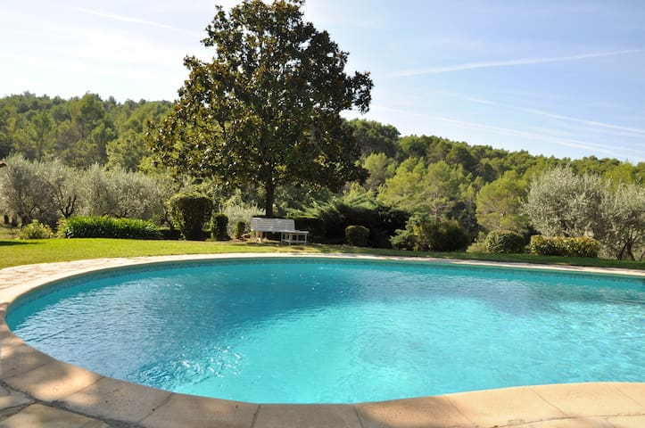 Holiday home in the Provence (Var) - Callas - วิลล่า