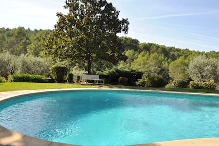 Holiday home in the Provence (Var) - Callas - Vila