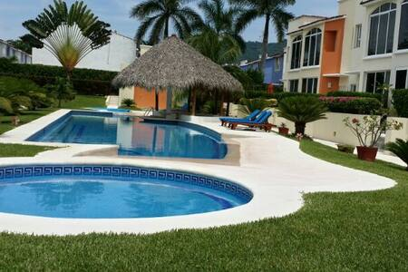 Beautiful  villa fully equipped.