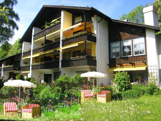 Alpin Apartment dream view ANEMONE  2-6 persons - Garmisch-Partenkirchen - Appartamento