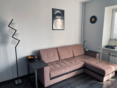 Уютная квартира в самом сердце Твери