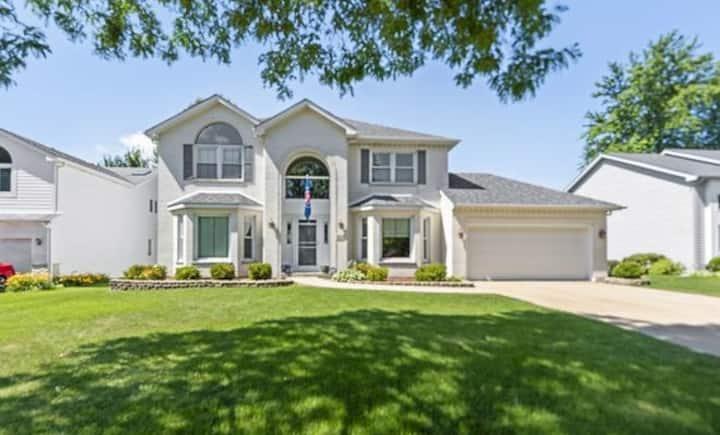 Modern, Spacious, & Convenient 4 BR/3.5 BA Home