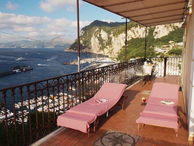 Capri - Casa Chiara - Capri - Lejlighed