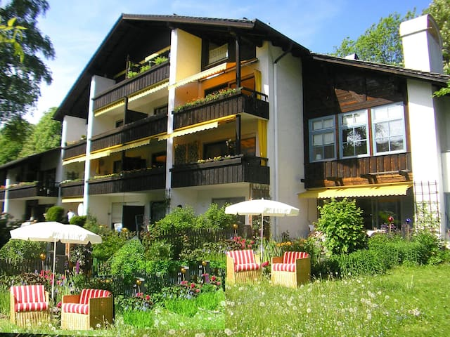 Alpin Appartment AKELEI with garden 2-4 persons
